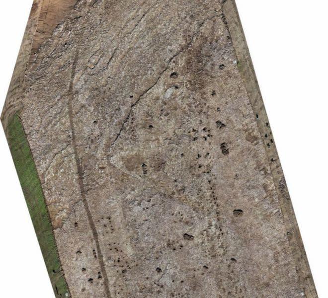 orthophoto vendee drone archeologie